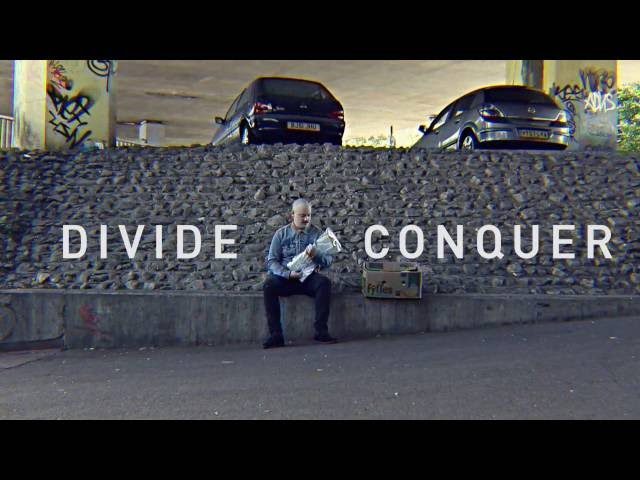 IDLES - DIVIDE & CONQUER (Official Video)