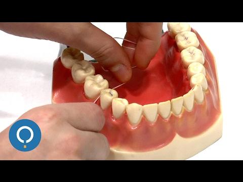 como tener unos dientes limpios y sanos
