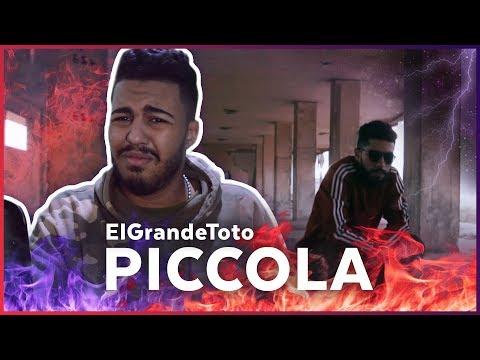 ElGrandeToto - Piccola (Prod. by Hades) (Reaction)