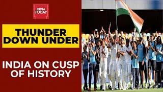 India Vs Australia, 4th Test: Team India Breaches Gabba Fortress, Retain Border-Gavaskar Trophy