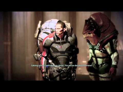 [Mass Effect 2] - Grunt: Rite of Passage Part 1 of 2