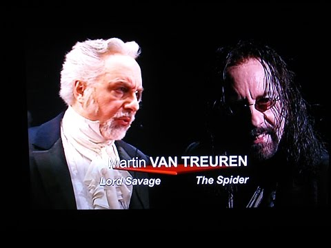 JEKYLL & HYDE   Lord Savage and The Spider