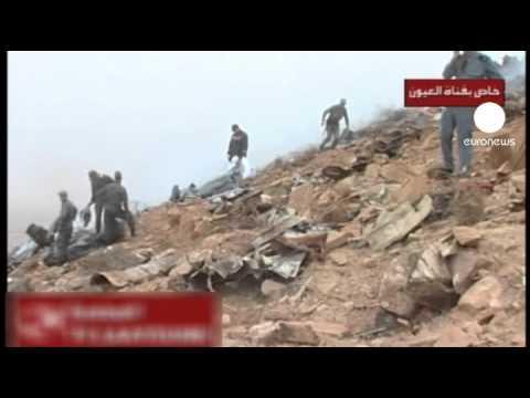 crash meurtrier d 39 un avion militaire dans le sud du maroc youtube. Black Bedroom Furniture Sets. Home Design Ideas