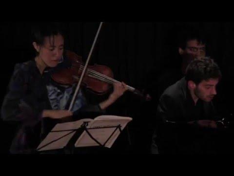 """Suite de la """"Sonate pour violon et piano n°2, Opus 121, en ré mineur"""" Robert Schumann"""