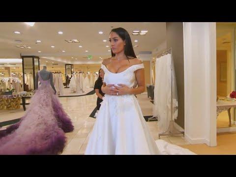 Nikki Bella Didn't Feel Right Trying on Wedding Dresses Prior to John Cena Split