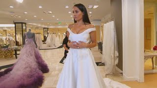 Nikki Bella Didn't Feel Right Trying on Wedding Dresses Prior to John Cena Split