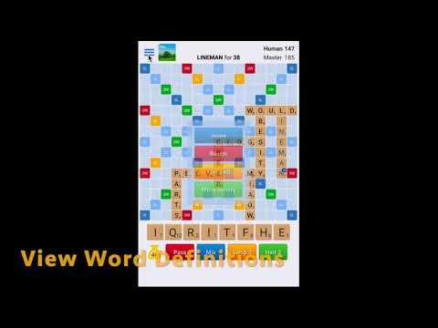 Wordster - Offline Scramble Words Friends Game – Apps bei Google
