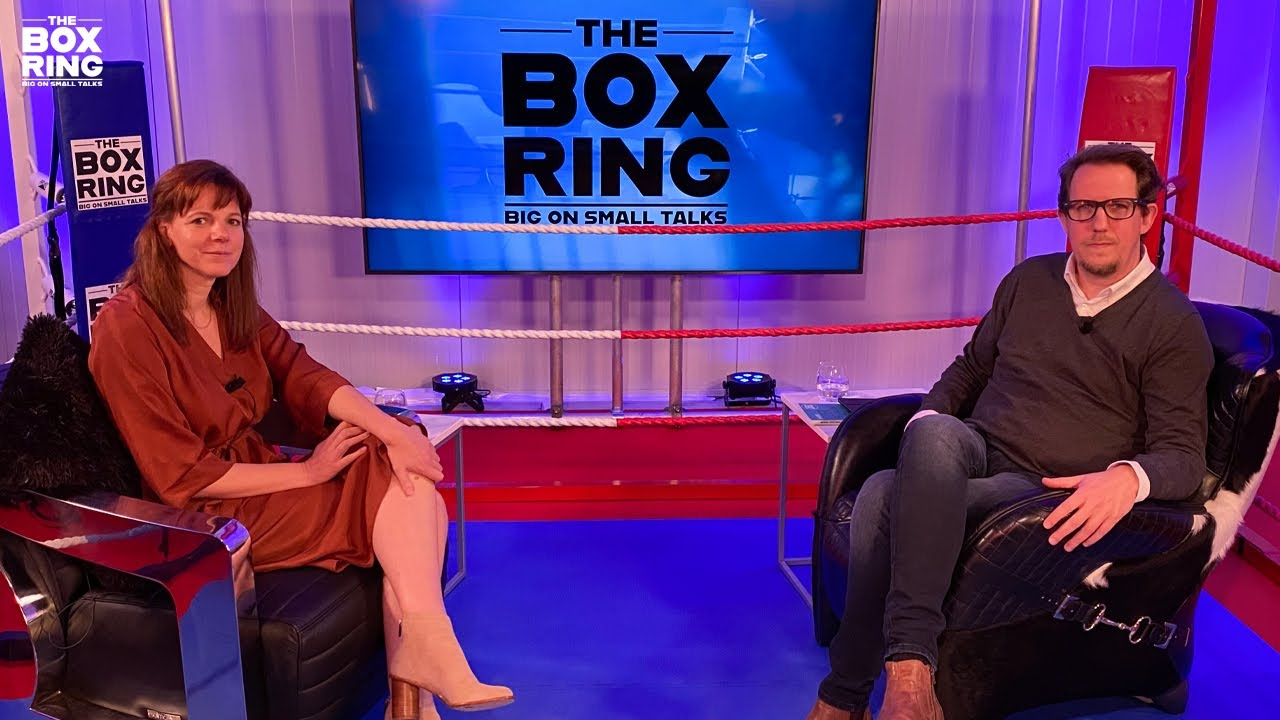 The Boxring Met Ann Baeke