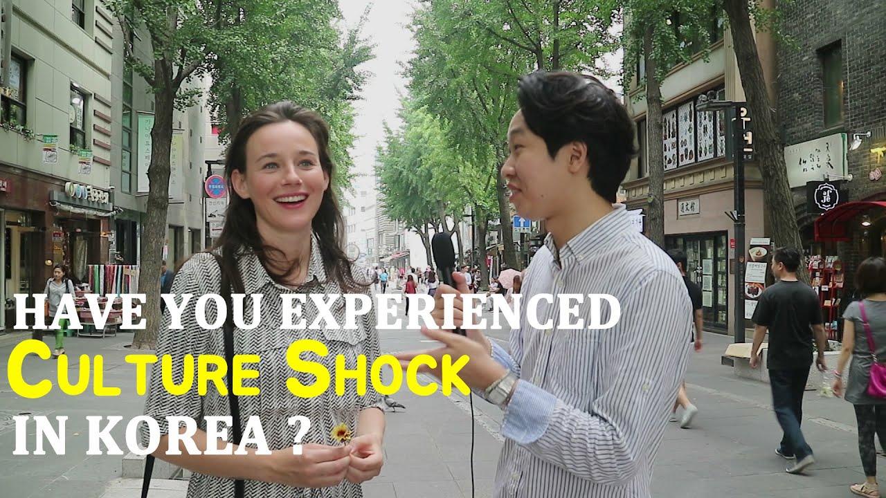 Culture Shock In Korea? 한국에 관광 온 외국인이 경험한 컬쳐 쇼크 [ZOONTUBE]  YouTube