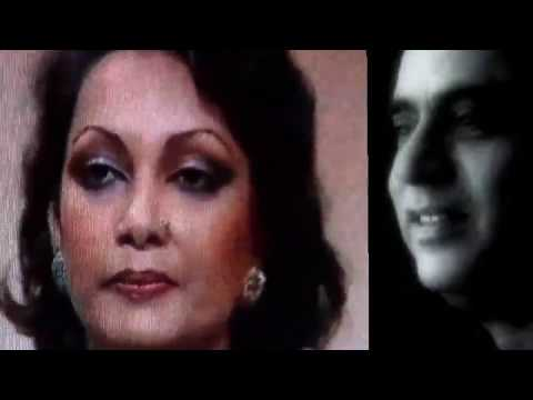 Chitra singh's emotions for Jagjit Singh (A tribute)