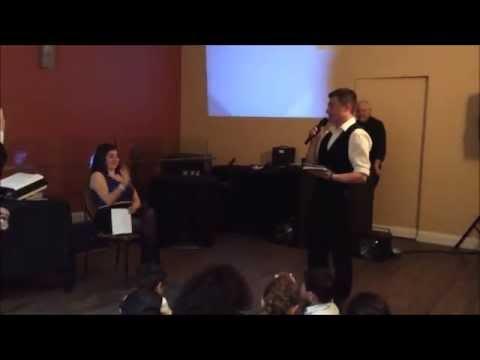 Funny 21st Birthday Speech Youtube
