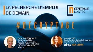 Decryptages #4- La recherche d'emploi de demain