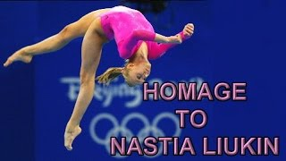 Homage to a Champion || Nastia Liukin