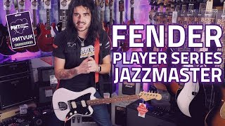 new 2018 fender player series jazzmaster guitars - made in mexico replacements