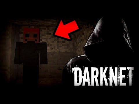 Я скачал этот СТРАШНЫЙ мир из самого ДАРКНЕТА! В этом мире играл ЖУТКИЙ ИГРОК! (Minecraft Darknet)