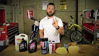 Dirt bike maintenance for beginners - 3 most important items.