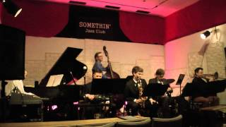 """THE AZTEC TWO-STEP"": MICHAEL BANK SEPTET at SOMETHIN"