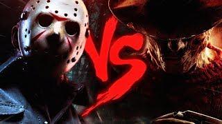Freddy Krueger VS. Jason Voorhees | Duelo de Titãs (ESPECIAL de TERROR)