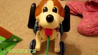 TOY DOG (Tomy Pull Along Puppy)