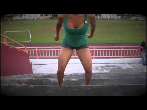 Female Fitness Motivation- Kimberly de Jesus Alfonso