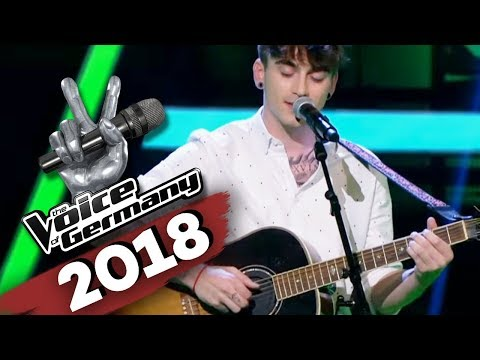 Ed Sheeran -Lego House Patrice Gerlach  The Voice of Germany 2018  Blind Audition