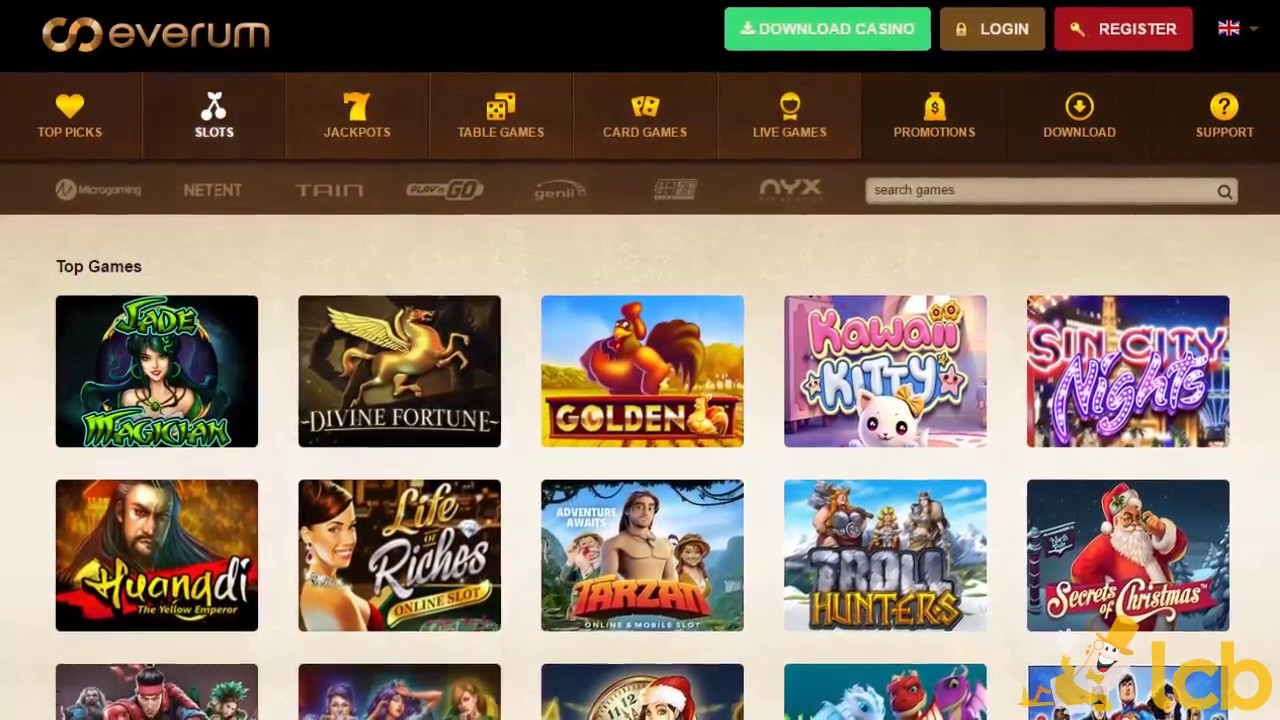 everum casino mobile