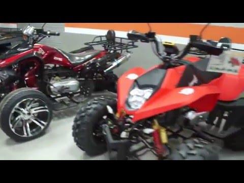 Утилитарный квадроцикл ArmadA ATV 700L