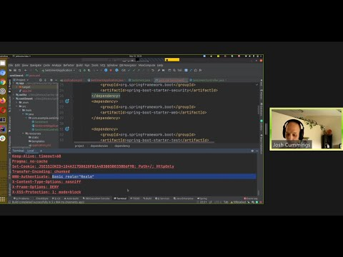 Tanzu Tuesdays - Spring Security and OAuth 2.0 with Josh Cummings