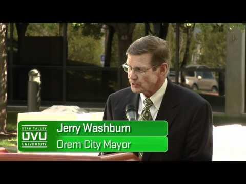 UVU: UCCU Center Unveiling