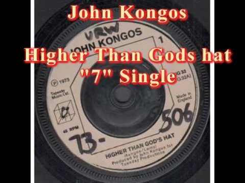 John Kongos  Higher Than Gods Hat