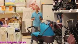 Видео обзор детской коляски 2 в 1 X-Lander X-Move 2012