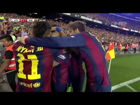 Barcelona gjithmone kampione 2
