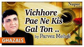Vichhore Pae Ne Kis Gal Ton   Parvez Mehdi   Evergreen Pakistani Ghazals   Nupur Audio