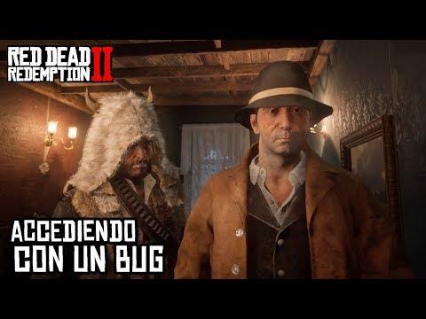 Conocemos al hombre del hotel de Valentine - Red Dead Redemption 2 thumbnail