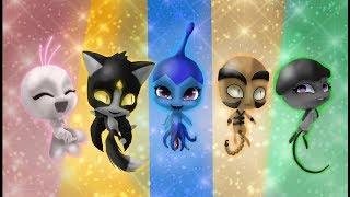 Miraculous Ladybug: Speededit: My Kwamis