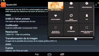scr pro v0 19 5 graba audio interno mic al mismo tiempo las mejores aplicaciones para tu android
