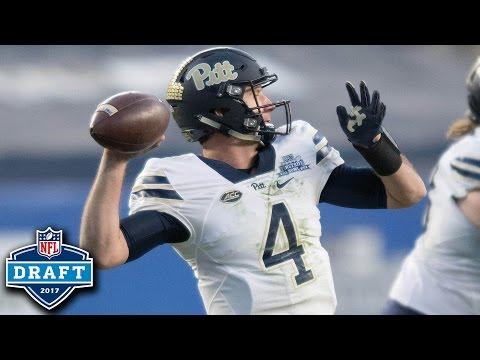 Nathan Peterman NFL Draft Tape | Pittsburgh QB