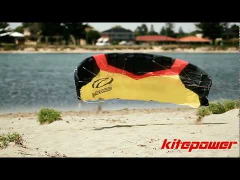 Ozone 4-Line Power Kites - learning to fly
