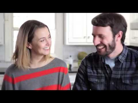 A couples interview about their true romance