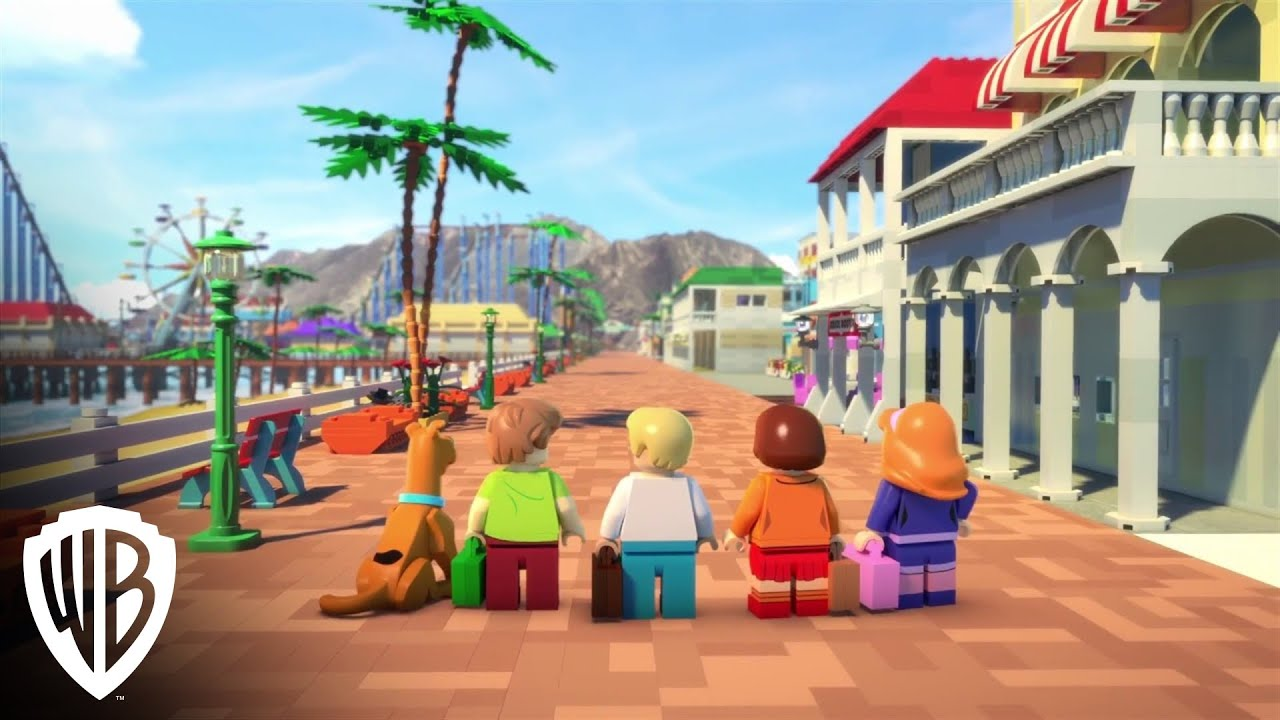 Lego Scooby-Doo! Blowout Beach Bash | Official Trailer | Warner Bros. Entertainment