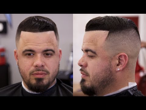 comb-over-haircut-tutorial-|-full-bald-fade!