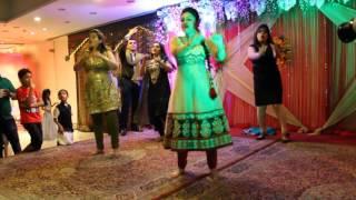 Radha on the Dance Floor | Wedding Choreography by WDC