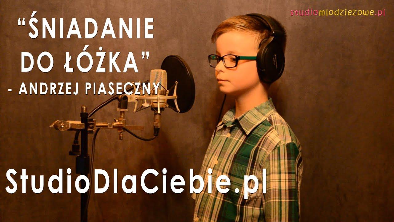 śniadanie Do łóżka Andrzej Piaseczny Cover By Olaf Rutkowski