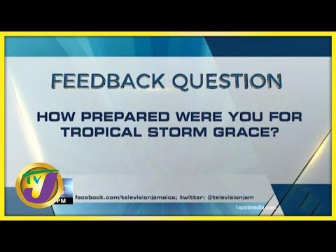 Feedback Question | TVJ News - August 17 2021