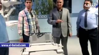 بالفيديو والصور..«القمرى»: مستشفى جامعة كفر الشيخ هدية لأبناء المحافظة.. وتجهيزه بـ400 سرير و13 غرفة عمليات حديثة