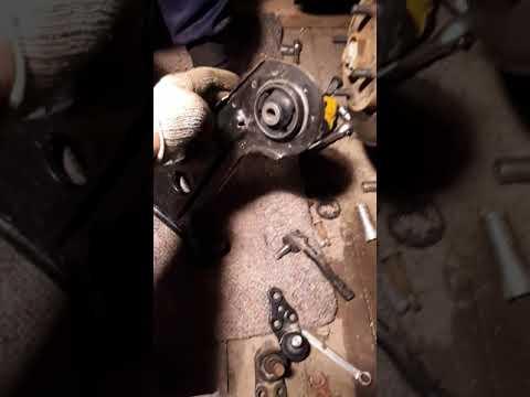 Шевролет лачети ремонт ходовой часть 2