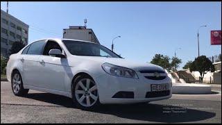 18+ Chevrolet Epica Большая Колбаска Daewoo Tosca АВТО Обзор !  Все проблемы и плюсы !
