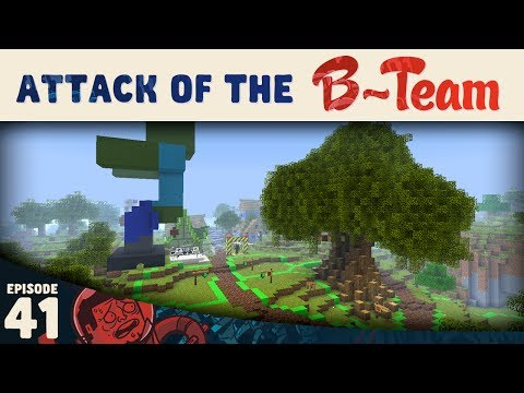 Minecraft :: Bdubs Treeporium! :: Attack of the B-Team E41