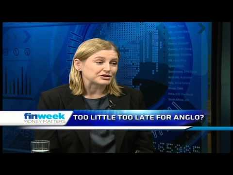 Too little too late for Anglo American?