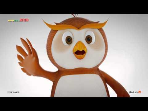 27th SEA Games Mascot Animation